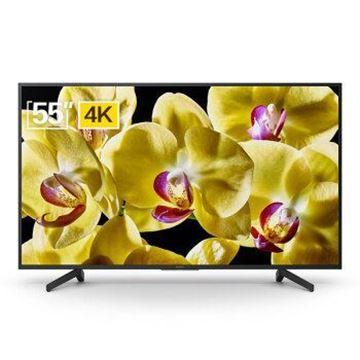 图片 索尼(SONY)电视机(KD-55X8000G)/55英寸 4K超高清 HDR 智能网络 液晶平板电视/台