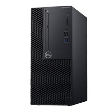 图片 戴尔(Dell)OptiPlex 3070服务器260839intel酷睿九代i7 i7-9700 16GB 1000GB 256G 中标麒麟 V7.0 27寸 三年有限上门保修