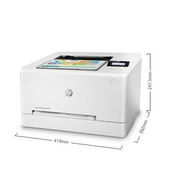 图片 惠普(HP)激光打印机(Color LaserJet Pro M254dn)(A4彩色)