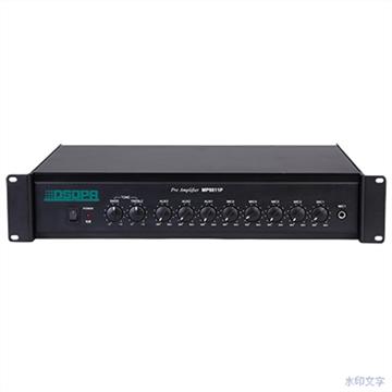 图片 迪士普(DSPPA) MP9811P 前置放大器 数字音频处理器 10路输入/5路话筒/3路线路/2路紧急
