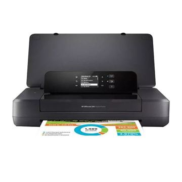 图片 惠普(HP)移动便携式彩色喷墨打印机(OfficeJet 200)