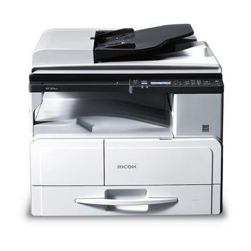 图片 理光(Ricoh)A3黑白数码复合机MP 2014AD(复印/打印/扫描)自动输稿器+单纸盒+工作台