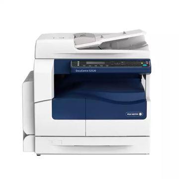 图片 富士施乐(Fuji Xerox)白色 黑白复印机/DocuCentre S2520NDA 黑白数码多功能复合机(25张/分钟 A3/复印/网络打印/彩色扫描)原厂标配 一年保修