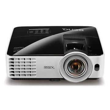 图片 明基(BenQ) MX631ST 短焦投影仪 商务办公 教学培训高亮短距投影机 MX631ST (3200流明 1024*768)