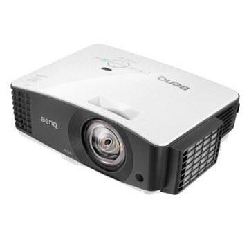 图片 明基(BenQ)DX832UST 3200流明 DLP 变焦 XGA(1024*768) 1000h灯泡寿命 13000:1对比度