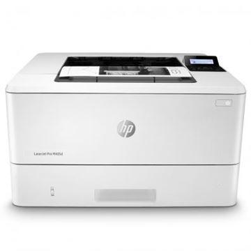 图片 惠普(HP) 白色 A4激光打印机 LaserJet Pro M405d 38页/分钟 自动双面 黑白激光 A4幅面 按原厂质保