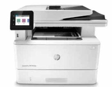 图片 惠普(HP)LaserJet Pro MFP M429fdw 黑白激光一体机(打印 复印 扫描 传真)