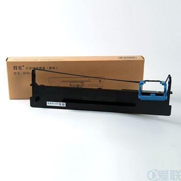 图片 得实 (Dascom) 80D-3 黑色色带架 适用于:2600II/AR300K+/AR550 长度16m*宽度13mm