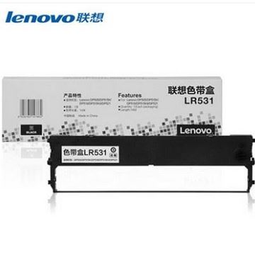 图片 联想(Lenovo)LR531 黑色色带架 适用于DP515K/DP515KII/505/518/521