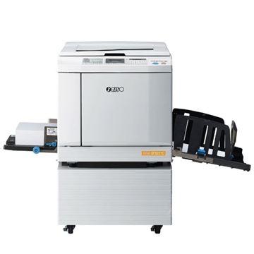 图片 理想 SF5231C 一体化速印机 A3扫描、B4印刷、130页/分钟、标配电脑打印 含原装的工作底柜(计价单位:台)