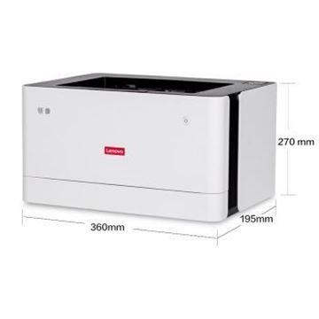 图片 联想(Lenovo)领像L100 黑白激光打印机